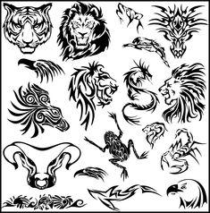 Tribal Animal Tattoos MeaningsTattoo Themes Idea | Tattoo Themes Idea