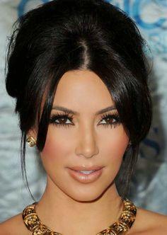 Inspiração da Semana: Kim Kardashian