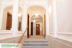 Sanierte Stilaltbauwohnung mit Top-Ausstattung in 1030 Wien kaufen Next, Oversized Mirror, Furniture, Home Decor, Real Estates, Homes, Decoration Home, Room Decor, Home Furnishings
