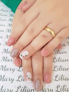 140 attractive sparkle nails ideas to highlight normal summer outfit – page 1 Hot Nails, Pink Nails, Hair And Nails, Bright Nail Art, Sparkle Nails, Nagel Gel, Cute Acrylic Nails, Perfect Nails, Trendy Nails
