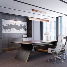 Modern Luxury CEO Office Interior Design Modern conference room with a touch .Modern Luxury CEO Office Interior Design Modern conference room with a touch of . - CEO Design a hauch INTERIOR Interior Design Trends, Interior Design Pictures, Interior Design Website, Office Interior Design, Office Interiors, Interior Ideas, Exterior Design, Small Office Design, Office Table Design