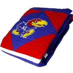 Jayhawk Quilt for the back room