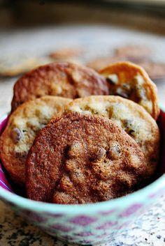 Malted Milk Chocolate Chip Cookies by Ree Drummond / The Pioneer Woman, via Flickr