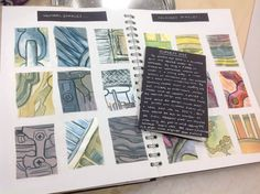 Sketchbook pages, sketchbook ideas, sketchbook inspiration, arts ed, art . Journal Writing, Portrait Illustration, Sketchbook Pages, Art Drawings Sketches, Art Pencils, Drawing Sketches, Art, Art Journal, Arts Ed