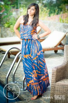 Photoshoot for boutique handcrafted batik store SALT