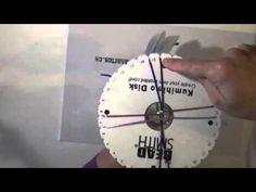 Iniciación a la técnica Kumihimo redondo, tutorial en español. - YouTube