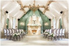 Le Petit Chateau Northumberland - French Style Wedding Venue. I'm going with holy shit this is just a dream