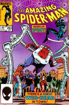 The Amazing Spider-Man #263 - April 1985