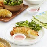 Potato-crusted Fish - Coles Recipes & Cooking