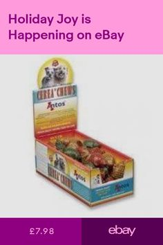 Antos Cerea Hedgehogs SMALL x 6 ~ Mixed Flavours ~ Vegetarian Dog Treats Dog Chews, Dog Treats, Pet Supplies, Hedgehog, Vegetarian, Pets, Ebay, Acts 27, Animals And Pets