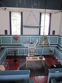 Winterswijk (Achterhoek) - Doopsgezinde Kerk