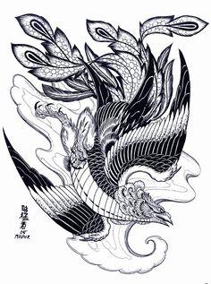 100 Japanese Tattoo Designs I By Jack Mosher Aka Horimouja - Cerca con Google