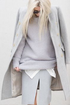 Monochromatic style inspo. #girls #women's #youthnotebook #ynb #fashion