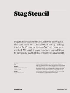 Stag stencil family 1 600 xxx