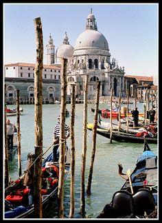Gondola ride in Venice, City of Romance ❤