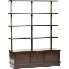 Palisade Bookcase $1,449.00
