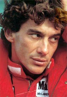 .Ayrton Senna - McLaren