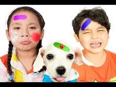 Canción de Color #91 | Canciones Infantiles | Canción Bebé - YouTube Braided Hairstyles, Carnival, Face, Youtube, Nursery Rhymes, Carnavals, The Face, Braid Hair, Braided Hair