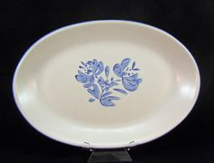 "Pfaltzgraff Yorktowne 15 3/4"" Platter- Mint Condition Like New by RichardsRarityRealm on Etsy"