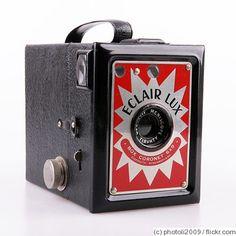 Coronet Camera: Eclair Lux camera