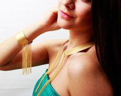 Şelale Bilezik | Modapik geçmeli bileklik zincir hoş takı 60,35 TL Tassel Necklace, Accessories, Jewelry, Fashion, Jewellery Making, Moda, Jewelery, Jewlery, Fasion