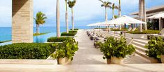 Great people-watching and attentive, intuitive service await at this high-style retreat. (Viceroy Anguilla)
