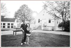 Hoosier Park, Streamwood, Illinois.  This is really a great place for a wedding or for engagement photos. It's like we stepped back in time.
