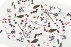 Berry Christmas to you Christmas card