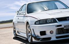 R33 Nissan Skyline GT-R. Support the page by picking up some gear at JDMUnderground.com