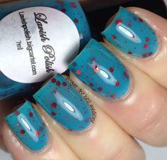 Lavish Polish   Blue Hawaii