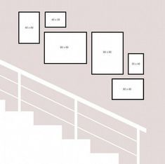 30 Smart Ways Staircase Decoration Ideas Make Happy Your Family - Kolega Space . 30 Smart Ways Staircase Decoration Ideas Make Happy Your Family - Kolega Space decor decor ideas Staircase Wall Decor, Stair Decor, Hallway Walls, Staircase Frames, Staircase In Living Room, Staircase Walls, Stair Landing Decor, Hall Wall Decor, Small Staircase