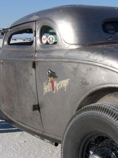 Event Coverage some late bonneville pictures