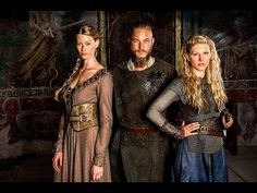 My rival is Ragnar's wife | Lagertha, Aslaug | Vikings
