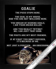 Buy Ice Hockey Goalie Helmet Sport Poster Print and boost your goalie's morale! Funny Hockey Goalie Sayings will keep hockey goalies inspired. Shop Hockey Goalie Gifts for Men. Rink Hockey, Hockey Goalie, Hockey Mom, Field Hockey, Hockey Teams, Hockey Players, Hockey Stuff, Funny Hockey, Hockey Girls