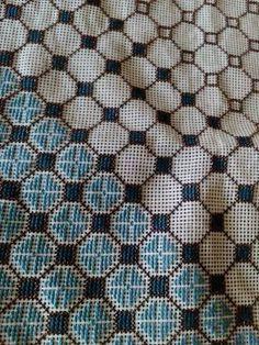 Cross Stitch Boarders, Cross Stitch Patterns, Cross Stitch Geometric, Diy And Crafts, Sewing, Knitting, Crochet, Farmhouse Rugs, Cross Stitch
