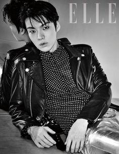 Ahn Jae Hyun - Elle Magazine April Issue '14