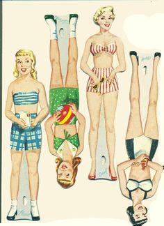 4 Merri Time Dolls with fur garmetns – Bobe Green – Webová alba Picasa