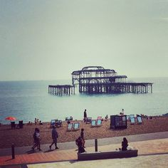 The ole #brighton #p
