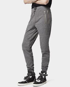 Jogging Biker - Best sellers - Homme - The Kooples Mens Jogger Pants, Men  Pants 8b93395b6b44