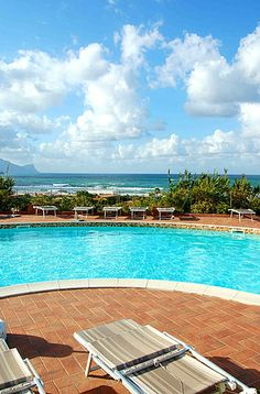 Aqua case vacanze a Castellammare del Golfo, Sicily | Holiday houses with swimming pool near the beach