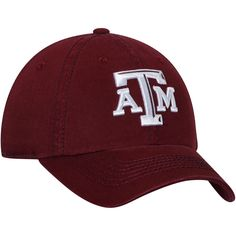 Women's Top of the World Maroon Texas A&M Aggies Crew Adjustable Hat
