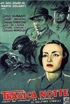 Scheda film Tragica notte (1942)  | Leggi la recensione, trama, cast completo…