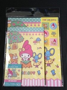 Sanrio My Melody Letter Set #2 - Japan Stationery