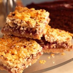 Coconut squares (gluten and wheat free) - Good Housekeeping