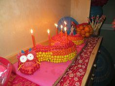 Mushu Cake Mulan Party - Quoteko.com