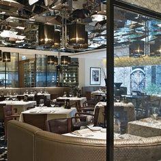 Best New Restaurant Design : Architectural Digest