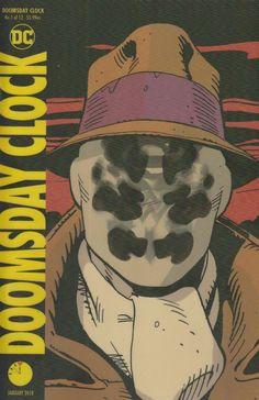 Doomsday Clock # 1 DC Comics Lenticular Cover
