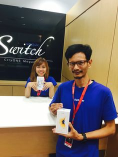 iPhone promotion at Switch for Switch members only. Hurry to check out the details from Switch outlet near you