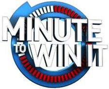 Minute to Win It game ideas...i played this the last week of school with my kids last year and it was awesome!