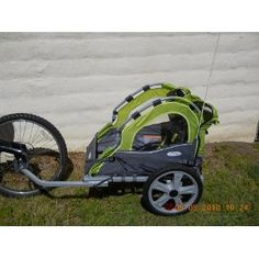 Instep Sierra Double Bicycle Trailer Reviews Sports Pinterest